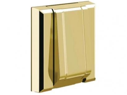 Acabamento para Válvula de Descarga Ducon Metais - Gold GO5100 Dourado