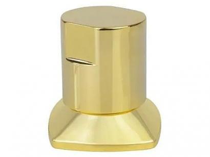 """Acabamento para Registro Monocomando Chuveiro - Redondo Ducon Metais Gold C-44 1/2"""" e 3/4"""""""