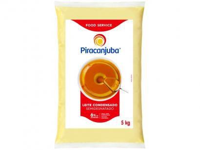 Leite Condensado Piracanjuba Original 5kg