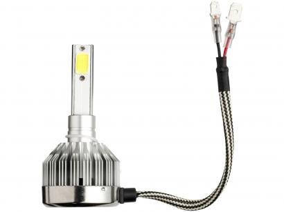 Lâmpada de Carro Super LED H1 20W 12V - 6200K AU832
