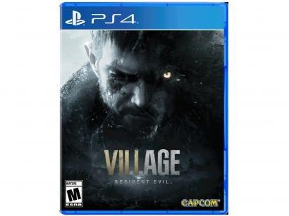 Resident Evil Village para PS4 Capcom Pré-venda