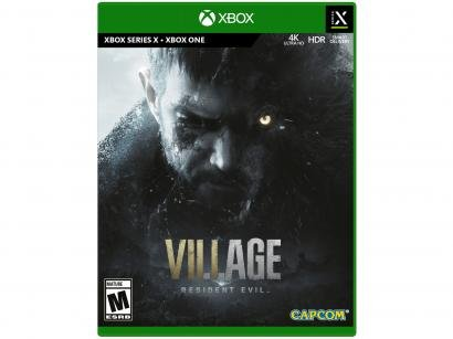 Resident Evil Village - para Xbox One e Xbox Series X Capcom Pré-venda
