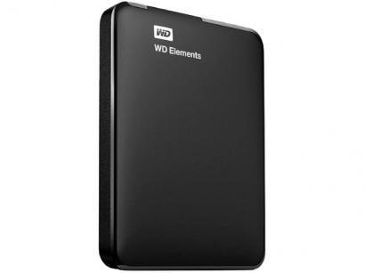 HD Externo Western Digital 2TB USB 3.0 Elements