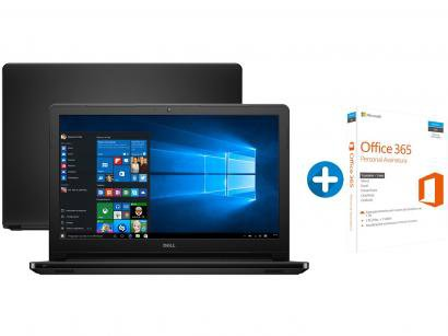 Notebook Dell Inspiron 15 i15-5566-A40P - Intel Core i5 8GB + Microsoft Office...