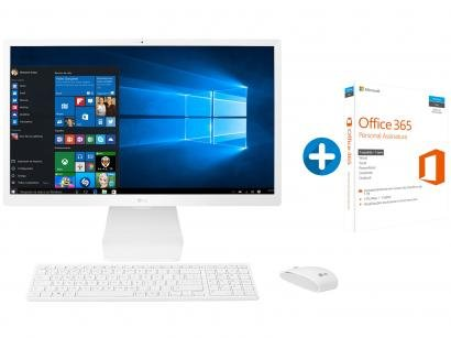 Computador All in One LG 24V570-C.BJ31P1 - Intel Core i5 4GB + Microsoft Office...