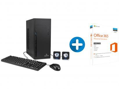 Computador Positivo Station 41TBi Intel Core i3 - 4GB 1TB + Microsoft Office...