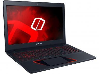 "Notebook Gamer Samsung Odyssey Intel Core i7 16GB - 1TB LED 15,6"" + Microsoft..."