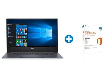 "Notebook Dell Inspiron i15-7572-A20S Intel Core i7 - 8GB 1TB LCD 15,6"" +..."