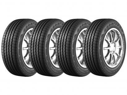 """Pneu Aro 15"""" Goodyear 185/60R15 88H - Direction Sport 4 Unidades"""
