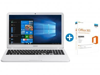 "Notebook Samsung Expert + Gfx X40 Intel Core i5 - 8GB 1TB LED 15,6"" + Microsoft..."