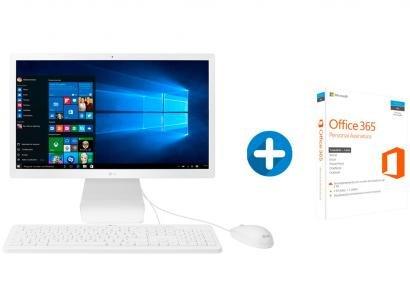 Computador All in One LG 22V280-L.BJ31P1 4GB 500GB - Intel Quad Core +...