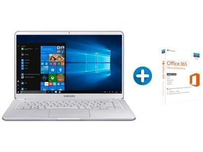 "Notebook Samsung Style S51 Pro Intel Core i7 16GB - SSD 256GB LED 15"" +..."