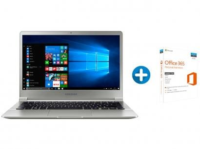 Notebook Samsung Style S50 Intel Core i7 8GB - SSD 256GB LED + Microsoft Office...