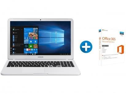 "Notebook Samsung Expert X30 Intel Core i5 - 8GB 1TB LED 15,6"" + Microsoft..."