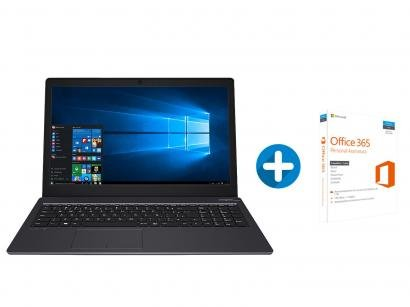 """Notebook Vaio Fit 15S Intel Core i7 - 8GB 1TB LED 15,6"""" + Microsoft Office 365..."""