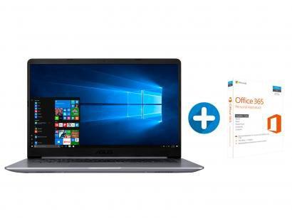 Notebook Asus Vivobook 15 X510UA-BR667T - Intel Core i5 8GB + Microsoft Office...