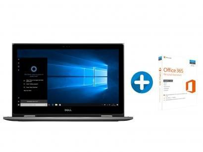 Notebook 2 e 1 Dell Inspiron i15-5578-B20C - Intel Core i7 8GB + Microsoft...
