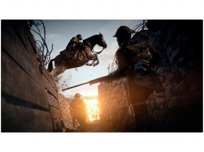 Battlefield 1 Revolution para PS4 - EA + Copo PlayStation Azul