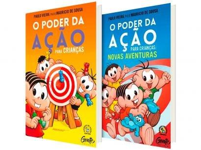 Kit Livros O Poder da Ação para Crianças