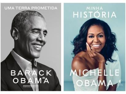 Kit Livros Uma Terra Prometida - Barack Obama + Minha História Michelle Obama