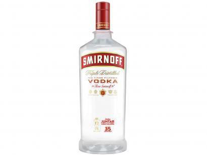 Vodka Smirnoff Original 1,75L