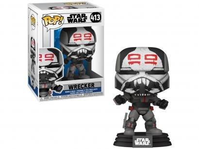 Funko Pop! Star Wars Clone Wars Wrecker