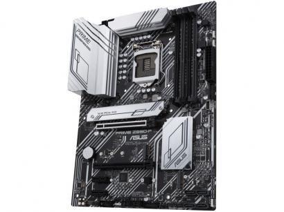 Placa Mãe Asus Prime Z590-Plus Intel LGA 1200 - DDR4 ATX
