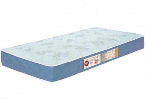 Colchão Solteiro Castor Espuma D-45 88x188cm - Sleep Max