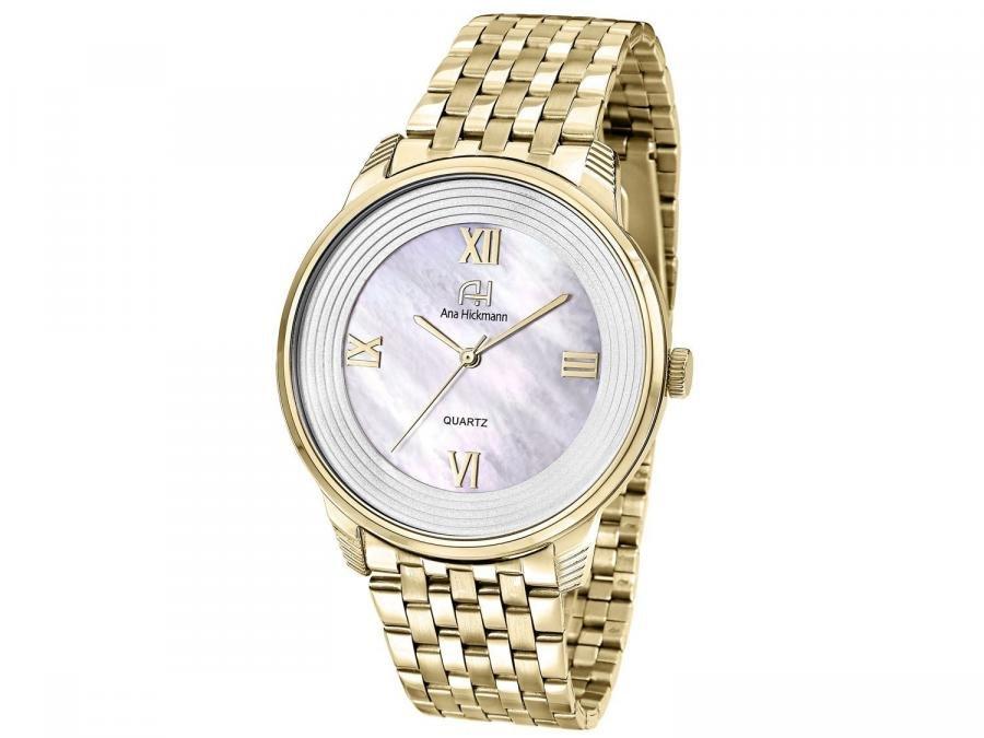 0beb3eda149 Relógio Feminino Ana Hickmann Analógico - AH28919H