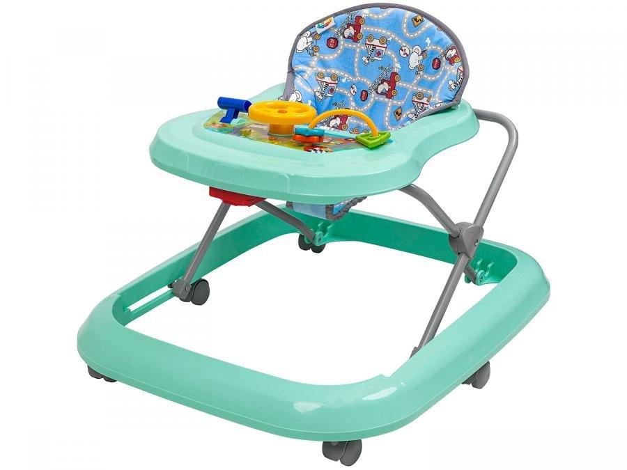 Andador para Bebê Tutti Baby - Verde 26ed0f7d80a