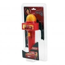 Microfone com eco e luz carros 3 disney - toyng 6086778