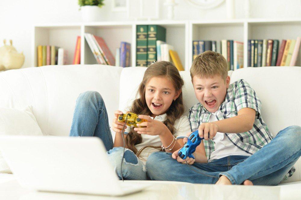 Crianças e videogame - Lu Explica - Magazine Luiza