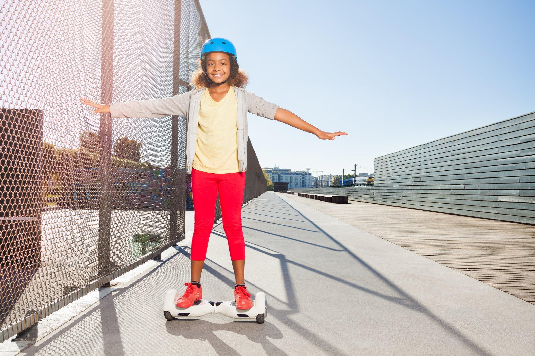 Hoverboard: use com segurança - Lu Explica - Magazine Luiza